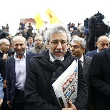 Turkey: Journalists' Trial Closed to Public