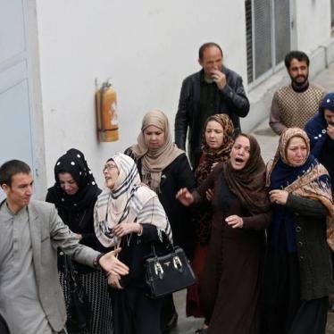 Afghanistan: Shia Bombing Spotlights Need to Protect