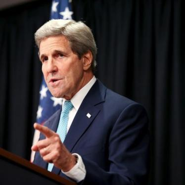 US: Kerry's Rights Priorities for Africa, Saudi Trip