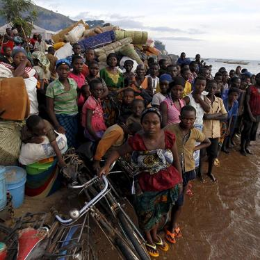Burundi: Gang Rapes by Ruling Party Youth