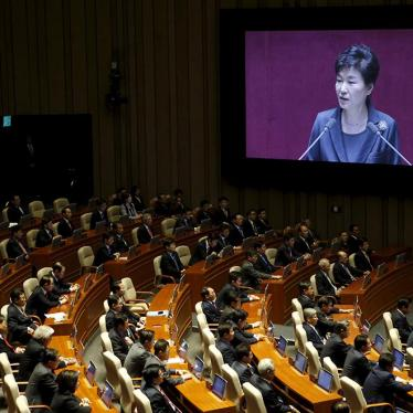 South Korea: Act to Promote Rights in North Korea