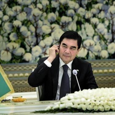 Turkmenistan: EU Trade Pact Advances Minus Rights Progress