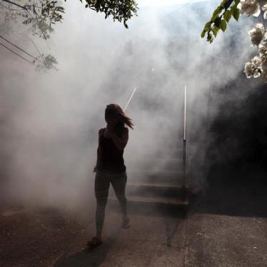 Dispatches: Zika Warnings Versus Realities Women Face