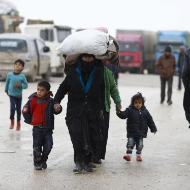 Turkey: Let Stranded Syrians Seek Protection