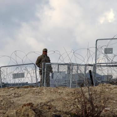 UN: Press Turkey to Open Border