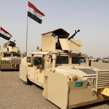 Iraq: Protecting Civilians Key to Mosul Battle