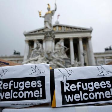 Austria: Drastic, Unjustified Measures against Asylum Seekers