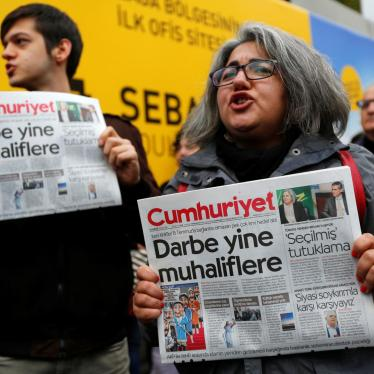 Turkey: Deepening Crackdown Over 2 Days