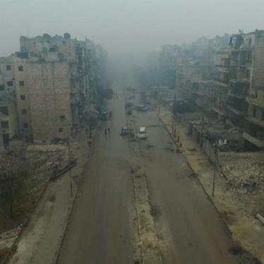 叙利亚:阿勒颇紧急向外求援