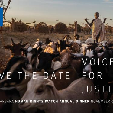 2016 SANTA BARBARA VOICES FOR JUSTICE DINNER