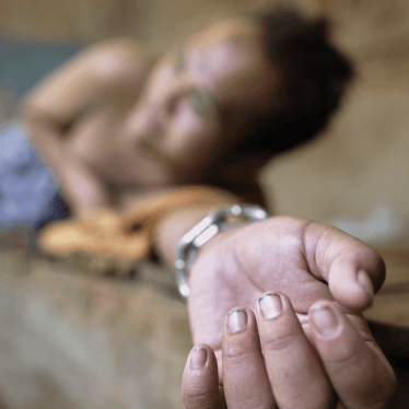 Dispatches: Turning the Tide on Shackling in Indonesia