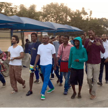 Comunicação: Activistas Angolanos em Liberdade Condicional