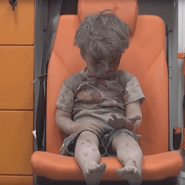 The Boy in the Ambulance is a Stark Reminder of Aleppo's Pain