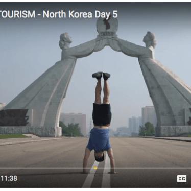 Louis Cole's Merry North Korea Adventure