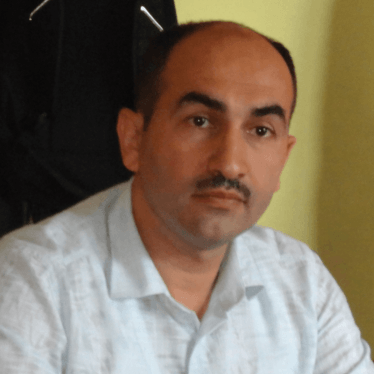Elchin Abdullayev – Forced to Flee for Aiding Activists