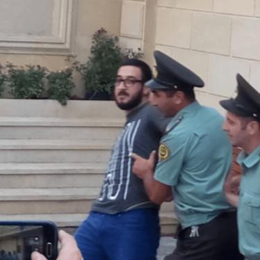 10-Year Sentence for Political Graffiti in Azerbaijan