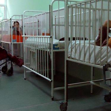 Serbia: Children With Disabilities Neglected