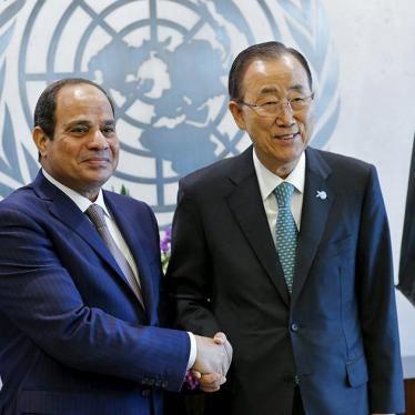Egypt: Ruling Risks Eradicating Human Rights Work