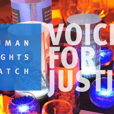 Voices for Justice Dinner