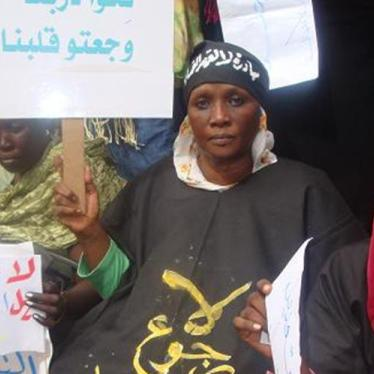 Sudan: Silencing Women Rights Defenders