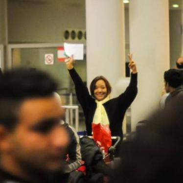 Lebanon Deports Domestic Worker Rights Organizer