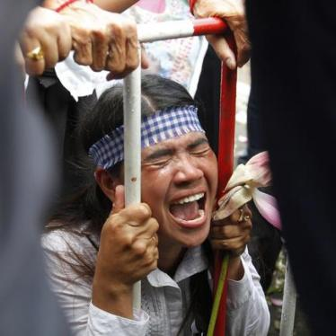 Cambodia: Drop Case Against Peaceful Activists