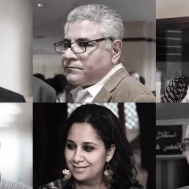 Egypt: Lift Abusive Arbitrary Travel Bans