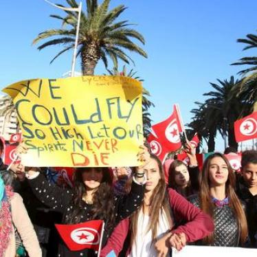Tunisia: Uphold Rights While Fighting Terrorism