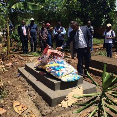 Uganda: Investigate Break-ins at Groups' Offices