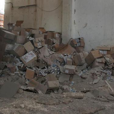 سوريا: ينبغي التحقيق في الهجوم على قافلة مساعدات الأمم المتحدة