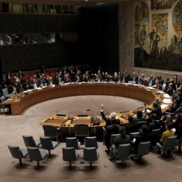 UN Security Council: Both Asian Candidates Poor on Rights