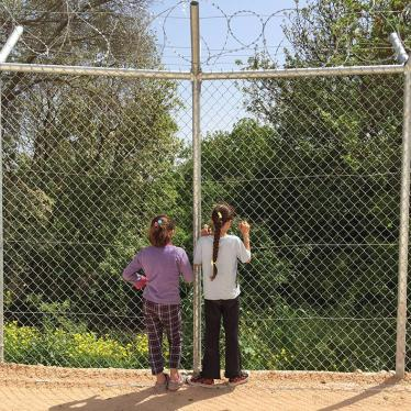 Greece: Asylum Seekers Locked Up