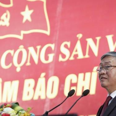 Vietnam: Hold Elections for Country's Leaders
