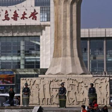 China: Passports Arbitrarily Recalled in Xinjiang