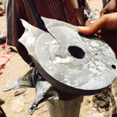 Yémen : Recours à des bombes américaines lors de frappes aériennes meurtrières sur un marché