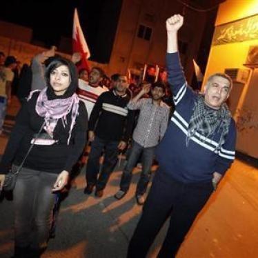Bahrain: Unfair Charges, Unfair Trial