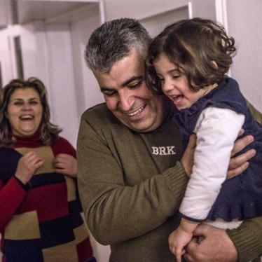 Part Two: A Syrian Family Reunites