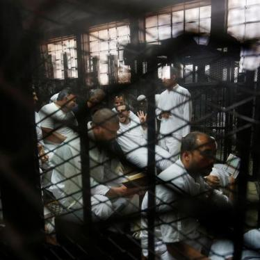 Egypt: Court Names 1,500 to Terrorist List