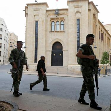 التكلفة الحقوقية لتمديد البرلمان اللبناني