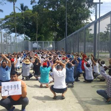 After Years in Dangerous Limbo the Men on Manus Must be Brought to Safety