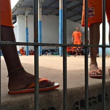 As condições prisionais pioram no Brasil