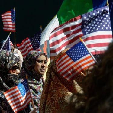 对恐怖主义的担忧不能合理化伊斯兰恐慌症