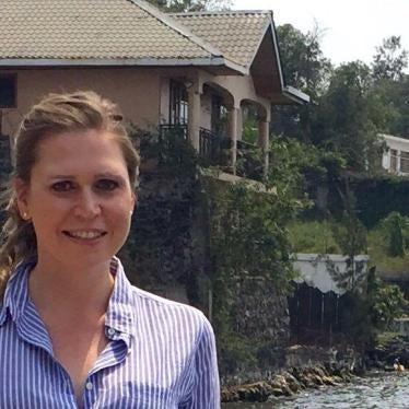 RD Congo : Une chercheuse de Human Rights Watch expulsée