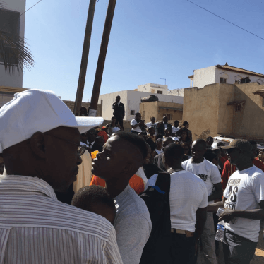 Gambia Crisis Heightens as New President Inaugurated