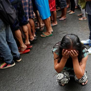 Deadly Milestone in Philippines' Abusive 'Drug War'