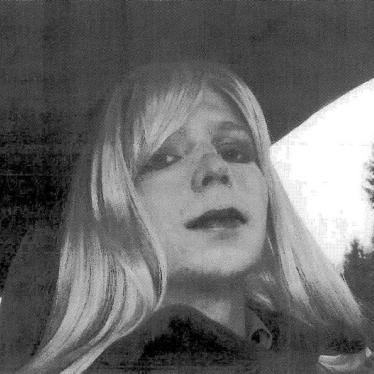 Chelsea Manning is Free, Others Still at Risk
