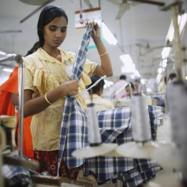 Big Clothing Brands Hint at Battle With Bangladesh