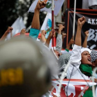 Indonesian President Jokowi's 'Democracy Problem'