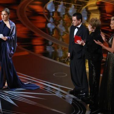 Iranian Officials' Hypocrisy Over Oscar Win