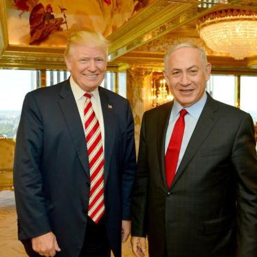 Trump Should Press Netanyahu on Settlements